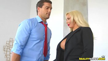 RealityKings Big Tits Boss Hyped And Horny  HD