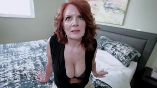 Milf Cei Mom Rides Her Step Son And Begs For Creampie Milf Porn Videos